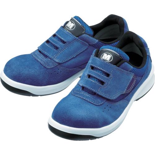 ■ミドリ安全 スニーカータイプ安全靴 G3555 27.5CM G3555-BL-27.5 ミドリ安全(株)[TR-3885674]