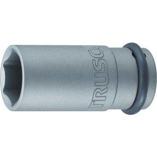 ■TRUSCO インパクト用ロングソケット(差込角25.4)対辺55mm T8-55AL トラスコ中山(株)[TR-3898644]