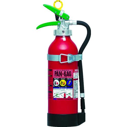 ■ドライケミカル 自動車用消火器6型 PAN-6AG1 [TR-3904105]