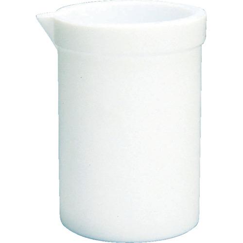 ■フロンケミカル フッ素樹脂(PTFE) 肉厚ビーカー100CC  〔品番:NR0202-002〕[TR-3915948]