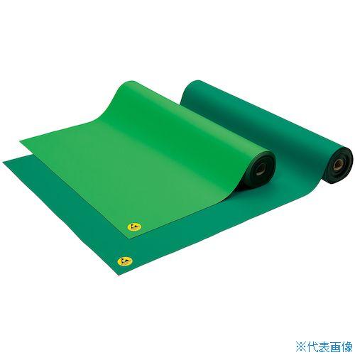 ■ベッセル 導電性ゴムマットSG100 SG-100 (株)ベッセル[TR-3985334] [個人宅配送不可]