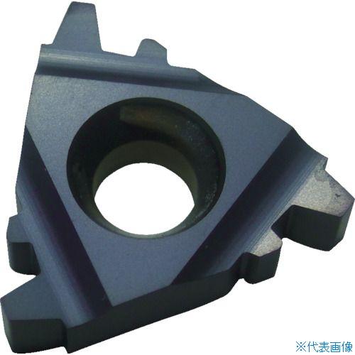 ■NOGA Carmexねじ切り用チップ TRAPEZ/台形ねじ用 チップサイズ16×P3.0×30°(10個) 16IR3TRBMA [TR-4034899×10]