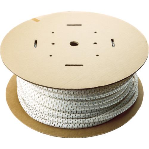 ■パンドウイット 電線保護チューブ スリット型スパイラル パンラップ 束線径18.3Φmm 30m巻き 難燃性白 PW75FR-CY [TR-4037961]