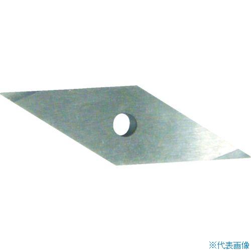 ■三和 ハイスチップ 菱形35°(10個) 09L3504-BL2 (株)三和製作所[TR-4051238×10]