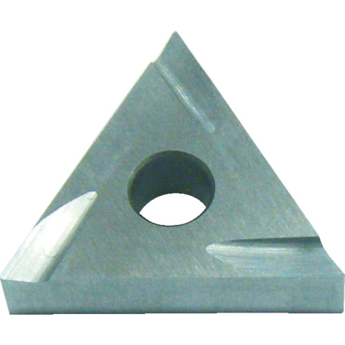 ■三和 ハイスチップ 三角 Lブレーカー(10個) 09T6004-BL 三和製作所[TR-4051335×10]