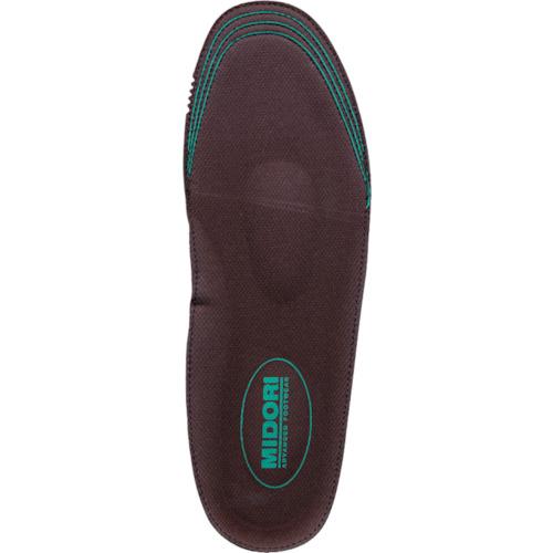 迅速な対応で商品をお届け致します ミドリ安全 株 安全靴 作業靴 お求めやすく価格改定 中敷 踏抜き防止板入りカップインソール L ■ミドリ安全 MSSIS-L TR-4059085