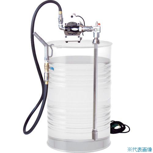 アクアシステム 給油ポンプ ■アクアシステム 引き出物 高粘度オイル電動ドラム缶用ポンプ 100V 油 TR-4100425 品番:EVD-100 爆売りセール開催中 オイル