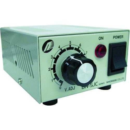 ■日本精器 熱風ヒータ用温度コントローラ BN-SJC-E-100 日本精器(株)[TR-4121279]
