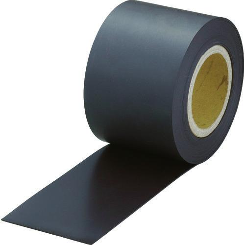 ■TRUSCO マグネットロール 糊なし t1.0mmX巾100mmX10m TMG1-100-10 トラスコ中山(株)[TR-4158351]