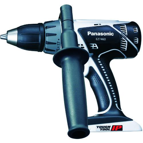 ■Panasonic 充電ドリルドライバー21.6V 本体のみ EZ7460X-B [TR-4229215]