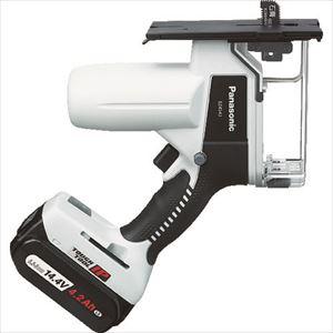 豪華 4.2Ah(ブラック) EZ4543LS2S-B [TR-4305906]:セミプロDIY店ファースト 14.4V 角穴カッター ?Panasonic-DIY・工具