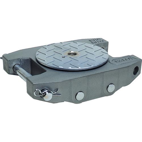 【気質アップ】 ?ダイキ スピードローラーアルミダブル型ウレタン車輪3t〔品番:AL-DUW-3〕[TR-4320832]:セミプロDIY店ファースト-DIY・工具