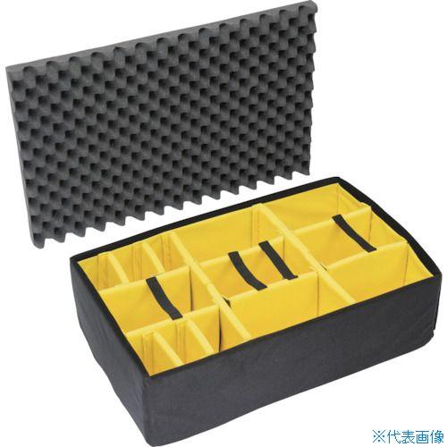 ■PELICAN 1650ケース 用ディバイダーセット  〔品番:1650-PD〕[TR-4424905]【大型・重量物・個人宅配送不可】