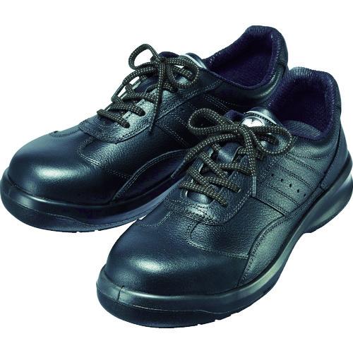 ■ミドリ安全 レザースニーカータイプ安全靴 G3551 23.5 G3551-BK-23.5 ミドリ安全(株)[TR-4477804]