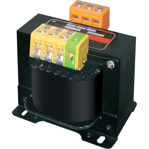 ■スワロー 電源トランス(降圧専用タイプ) 750VA SC21-750E スワロー電機(株)[TR-4514301]