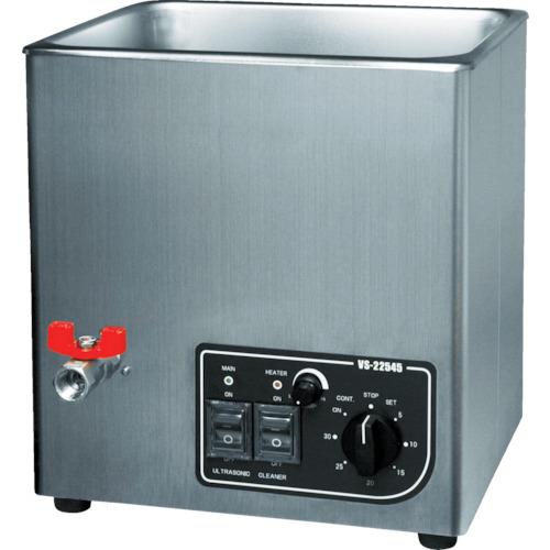 ■ヴェルヴォクリーア 卓上超音波洗浄器 VS-22545 [TR-4515382] [個人宅配送不可]