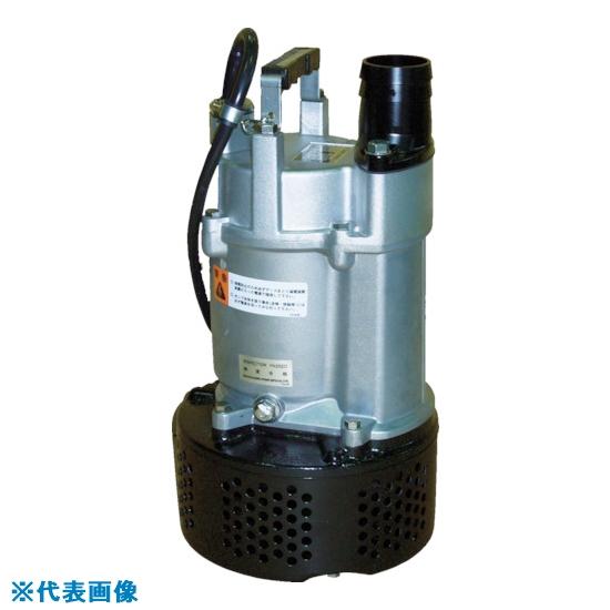 ■桜川 一般工事用水中ポンプ 非自動 200V 60HZ US-222A [TR-4529570] [個人宅配送不可]