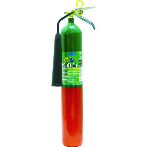 ■ドライケミカル 二酸化炭素消火器5型 NC-5-2 [TR-4533089]