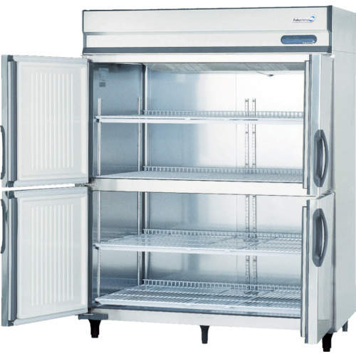 ■福島工業 業務用タテ型冷蔵庫[品番:URD-150RM6-F][TR-4534263][法人·事業所限定][直送元]
