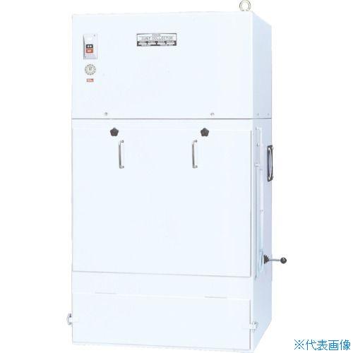 ■アマノ 手動払い落とし型集塵機2.2KW 60HZ VNA-45-60HZ アマノ(株)[TR-4555953] [送料別途お見積り]