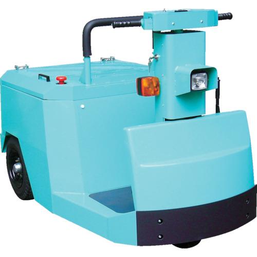 ■コレック 乗用型牽引車 2000kg DTP200 中西金属工業(株)[TR-4566602] [個人宅配送不可]