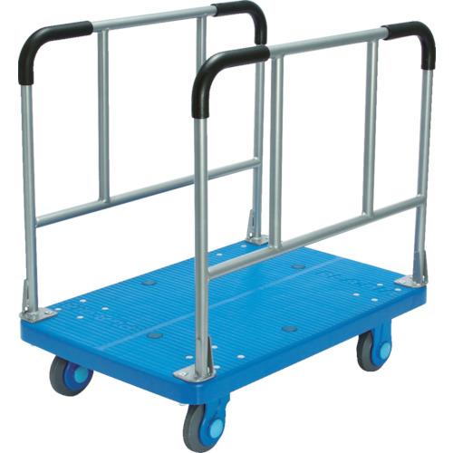 ■カナツー 長尺物運搬車(静音)  〔品番:PLA300-W〕[TR-4577388]【大型・重量物・個人宅配送不可】