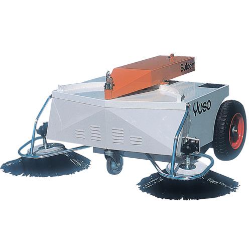 ■スイデン スイーパー(掃除機)フォークリフト装着型ST-1501DC (株)スイデン[TR-4603001] [送料別途お見積り]