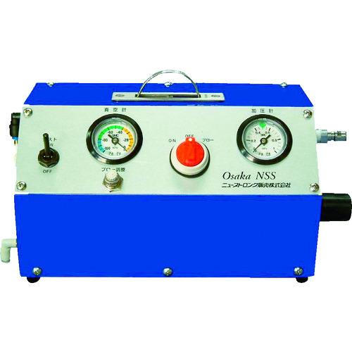 ■ニューストロング 真空発生器 エアー圧力調整バルブ付き QME-20M [TR-4635469] [個人宅配送不可]