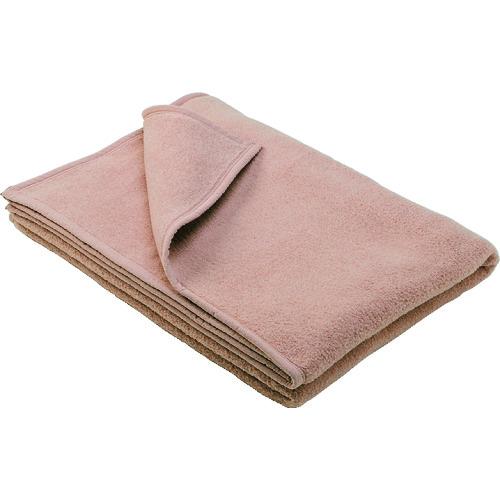 ■船山 パック毛布 1.3KG  (5枚入)  〔品番:6060009-5〕[TR-4648005]【個人宅配送不可】