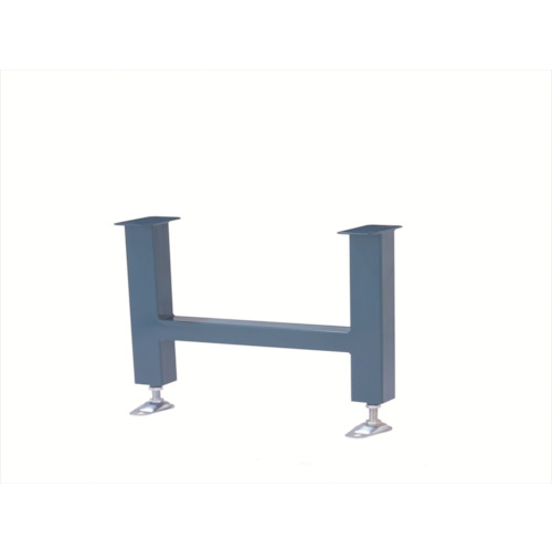 ■三鈴 スチール製重荷重用固定脚 KH型支持脚 幅300 呼寸高700 KH-3070 三鈴工機(株)[TR-4657624]