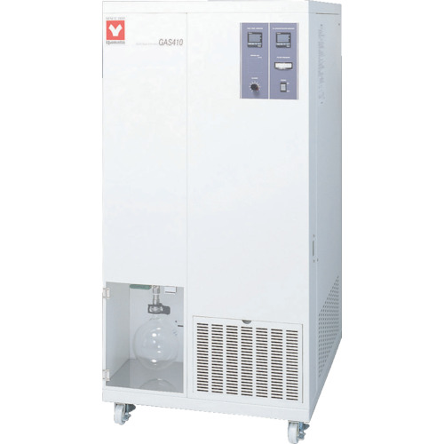 ?ヤマト 有機溶媒回収装置 〔品番:GAS410〕直送[TR-4663535]【大型・重量物・送料別途お見積り】