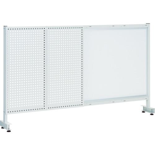 ■TRUSCO SFP型前パネル ホワイトボード付 1800X1000 W色 SFP-1801W トラスコ中山[TR-4673026] [個人宅配送不可]