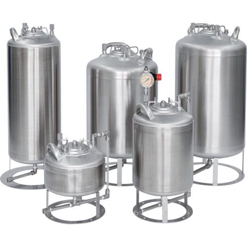 ■ユニコントロールズ ステンレス加圧容器 容量10L TM10B ユニコントロールズ[TR-4675878] [個人宅配送不可]