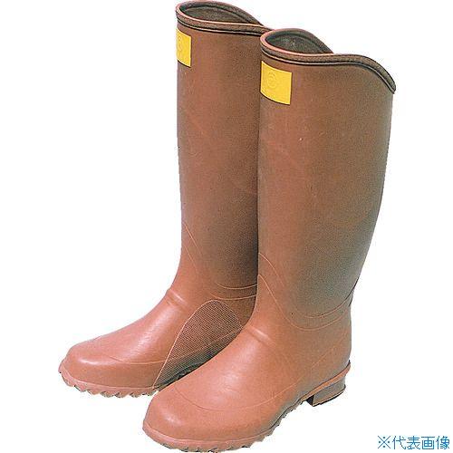 ■ワタベ 電気用ゴム長靴24.0cm 240-24.0 渡部工業(株)[TR-4676432]