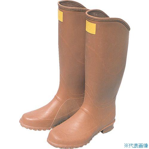 ■ワタベ 電気用ゴム長靴24.5cm 240-24.5 渡部工業(株)[TR-4676441]