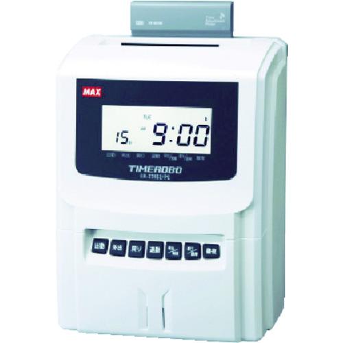 ■MAX PCリンクタイムレコーダ ER-231S2/PC マックス(株)[TR-4705050]