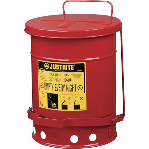 ■ジャストライト オイリーウエスト缶 6ガロン J09100 [TR-4729242]