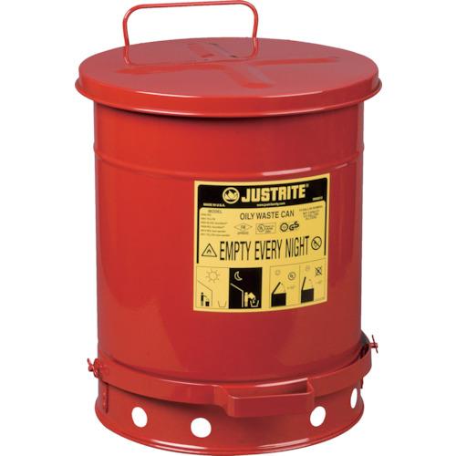 ■ジャストライト オイリーウエスト缶 10ガロン J09300 [TR-4729251]