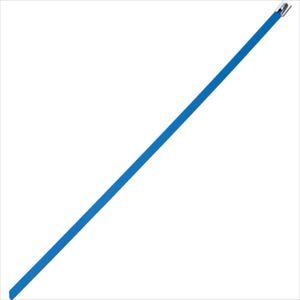 ■パンドウイット MLTタイプ フルコーティングステンレススチールバンド SUS316 青 幅8.1mm 長さ521mm 50本入り MLTFC6H-LP316BU [TR-4774906]
