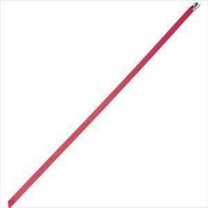 ■パンドウイット MLT フルコーティングステンレススチールバンド SUS316 赤 幅8.1mm 長さ521mm 50本入り MLTFC6H-LP316RD [TR-4774922]