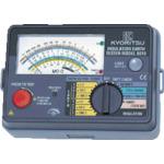 ■KYORITSU 6018 アナログ絶縁・接地抵抗計 MODEL6018 共立電気計器[TR-4796888]