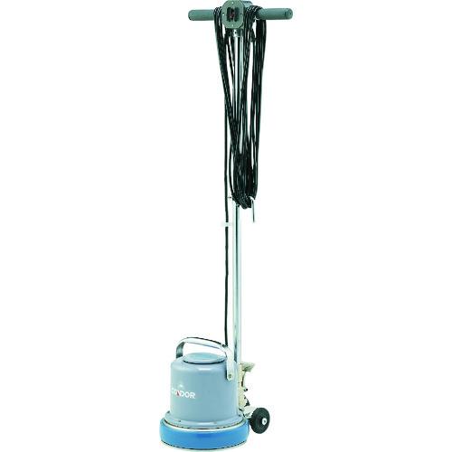 ?コンドル (床洗浄機器)ポリシャー CP-8型(階段用) 〔品番:E-1-1〕[TR-4804589]