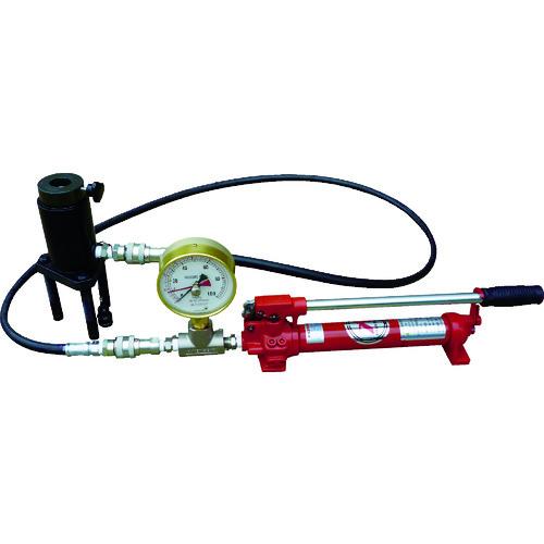 ■TRUST 油圧式アンカー引張試験機 TI-10 (株)トラスト[TR-4812212] [個人宅配送不可]