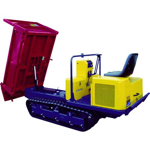 ■CANYCOM 土木建設機械プンダ(990KG積載)  〔品番:S100KZCTDP〕[TR-4862422]【大型・重量物・個人宅配送不可】