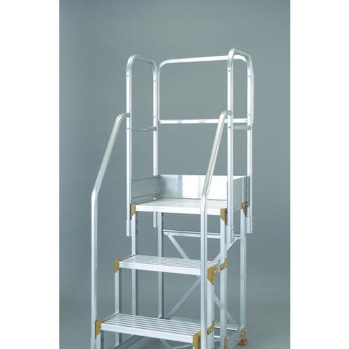 ■TRUSCO 階段手すりセット H=900.1100兼用  〔品番:TSF-P5B〕[TR-4879694]【大型・重量物・個人宅配送不可】