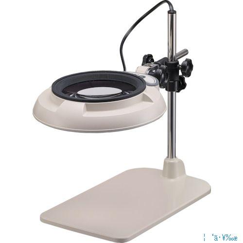 ■オーツカ 光学 LED照明拡大鏡 SKKL-B型 2倍〔品番:SKKL-BX2〕[TR-4899954]