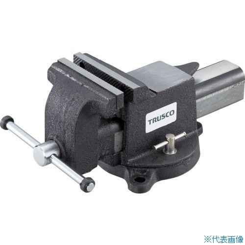 ■TRUSCO 回転台付アンビルバイス 300mm VRS-300N トラスコ中山(株)[TR-4900464] [個人宅配送不可]