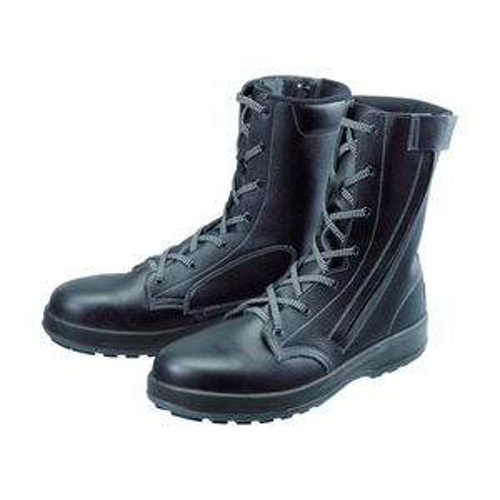 ■シモン 安全靴 長編上靴 WS33黒C付 26.5cm WS33C-26.5 (株)シモン[TR-4914872]