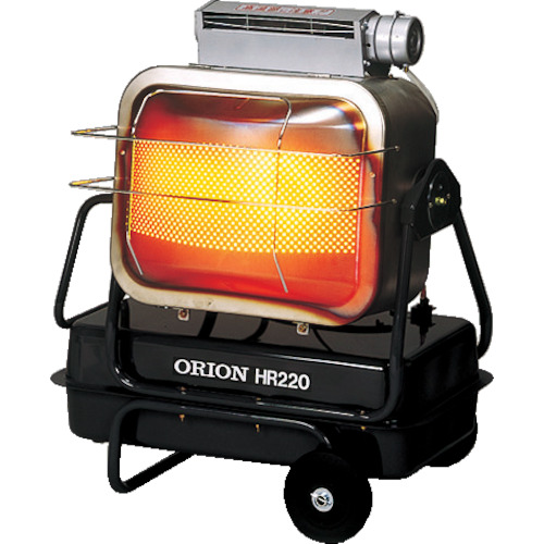 ■オリオン ブライトヒーター HR220A-60HZ オリオン機械[TR-4915399] [個人宅配送不可]