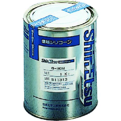 ■信越 シリコーングリース 1kg M  〔品番:G30M-1〕[TR-4920881]